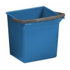 Відро пластик синє 15 л