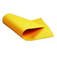 TCH404030 Тряпка Cristal-T желтая 38*40см (10шт)
