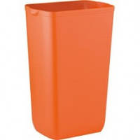 Кошик пластмасова 23л помаранчева