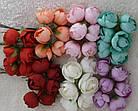 Бутоньерки свадебные в любом цвете с пионом, фото 3