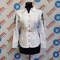Школьная подростковая блузка на девочку LOVE  ALJCE, фото 1