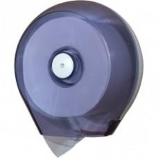 757t Держатель туалетной бумаги Джамбо прозрачный