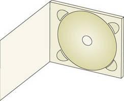 Упаковка (коробки, боксы, конверты) для cd, dvd