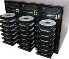 Тиражирование CD и DVD дисков