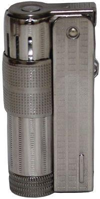 Бензиновая зажигалка IMCO Triplex Super 6700 Oil chrome nickel 1800020 никель