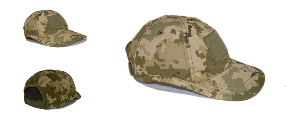 """Бейсболка тактическая армейская """"Пиксель ММ14"""", фото 2"""