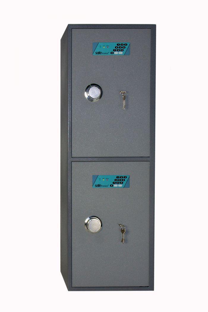 Сейф офисный Safetronics NTL 62/62 Mes