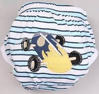 Восхитительные тренировочные трусики BabyFriend машинка, L