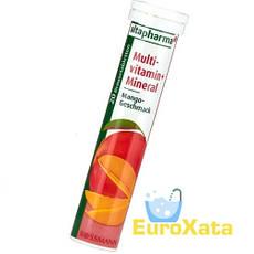 Витамины Altapharma Multivitamin + Mineral шипучие таблетки