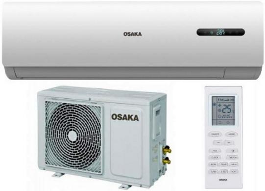 Кондиционер сплит система Osaka ST-09HH - «Е-групп» - оборудование для Вашего Бизнеса в Днепре