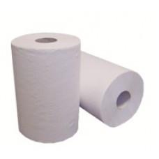 TWP2.160C  Полотенца бумажные 160м целлюлоза двухслойная (в упаковке 4 шт)