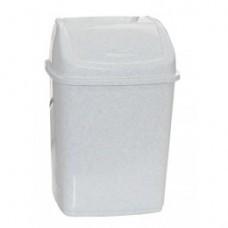 122063 Ведро для мусора с крышкой 10 л