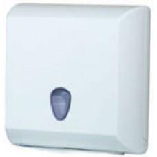 708 Держатель бумажных полотенец белый пластик