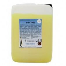 D.D.1002 Средство для глубокой очистки полов от восков (стриппер)10л