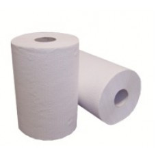 TWP2.100.C Полотенца бумажные 100м целлюлоза двухслойная (в упаковке 6 шт)