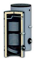 Бойлеры SUNSYSTEM SоN 150-1500 л (с двумя теплообменниками)