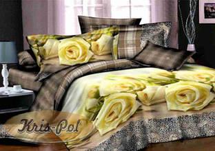 Полуторные комплекты постельного белья 150*220 Сатин