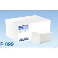 Р099 Бумажные полотенца 3000 целлюлоза белая