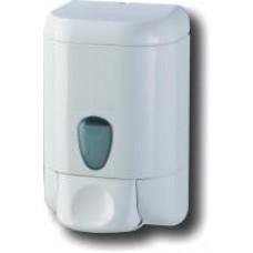615WIN Дозатор жидкого мыла пластик белый