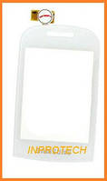 Сенсор (тачскрин) Samsung B3410 CorbyPlus White Original