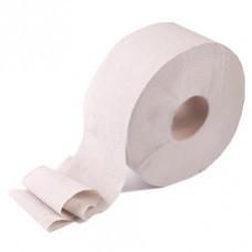 TP1.120.R.UA Туалетная бумага Джамбо серая 120м (в упаковке 6 рулонов)
