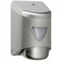 VR13-LRS Дозатор жидкого мыла картриджный матовый