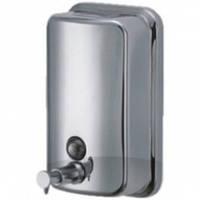 SD-1000 Дозатор жидкого мыла  нержавеющая сталь хром