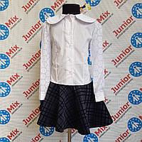 Школьная детская блузка на девочку Katherine