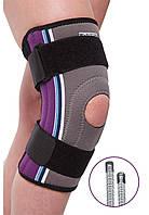 Фиксирующий неопреновый бандаж на коленный сустав