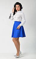 Короткая юбка клеш для девушек 151
