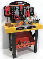 Игровой набор стол с инструментами M 0447