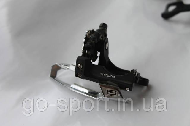 Передний переключатель E-Type XT Shimano E-780, 10 ск