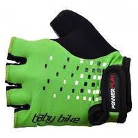Перчатки для фитнеса детские Power Play 5451 (зеленый)