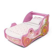 Кровать машина «Карета Золушки»