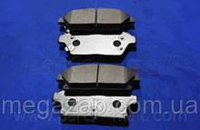 Колодки тормозные дисковые передние R-16 Chevrolet Cruze, Orlando, Astra J