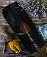 Дизайнерские детские джинсы Ralf Laurent с декоративными нашивками