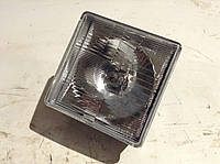 Фара МТЗ передняя квадратная с лампой в пластмассовом корпусе (производство Беларусь)   ФГ-308