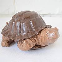 """Шоколадная фигура """"Черепаха"""" КЛАССИЧЕСКОЕ сырье. Размер: 125х175х85мм, вес 750г, фото 1"""