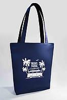 """Женская сумка """"California"""" Б383 - синяя"""