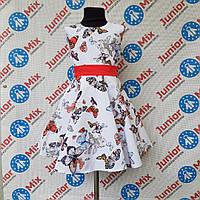 Дитяче нарядне плаття на дівчинку SNEKЕ
