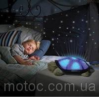 Музыкальнай ночник черепаха проектор ночного неба