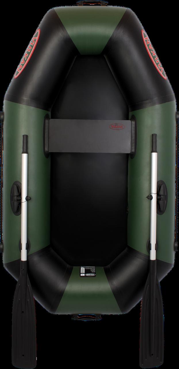 Гребная надувная лодка Vulkan T190 L