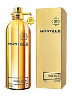 Женская парфюмированная вода Montale Pure Gold 100 ml + 5 ml в подарок