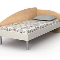 Серия «Mega» Кровать угловая М-11-4 BRIZI, фото 1