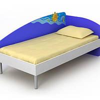 Серія «Ocean» Ліжко кутова Od-11-6 BRIZI, фото 1