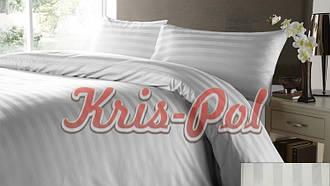 Двуспальный комплект постельного белья 180*220 сатин (3702) TM KRISPOL Украина