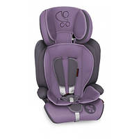 Детское автокресло Bertoni MARANELLO+ (9-36кг) (violet lorelli)