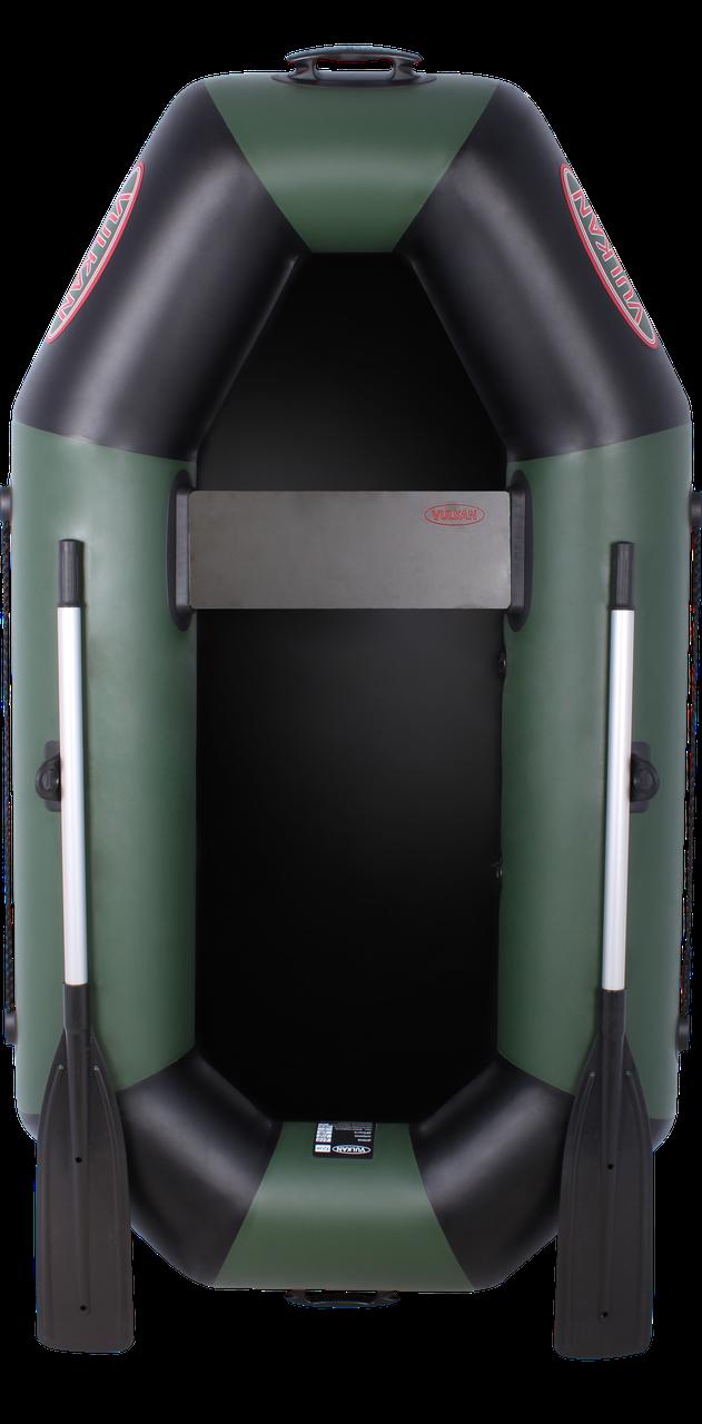 Гребная надувная лодка Vulkan T190
