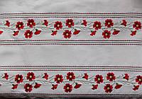 Комплект скатерть салфетки с вышивкой оберега Барвинок