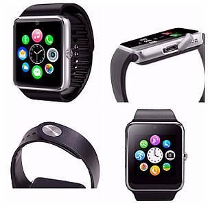 Smart watch x-10 с камерой умные часы-телефон Bluetooth, фото 2
